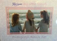 NEW SEALED BOX of 3 MY LITTLE FRIENDS PHOTO ALBUMS by Lisa Jane SCHOOL LEAVERS