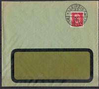 Deutsches Reich, MiNr. 414 EF SSt Leipzig - Messestadt 18.02.1930