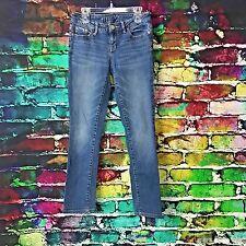 Aeropostale Girls Skinny Denim Jeans Sz 00 Regular