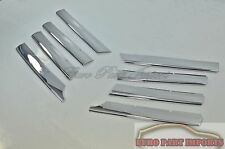 MERCEDES BENZ W203 C-CLASS  COUPE  Chrome strips for standard front grill