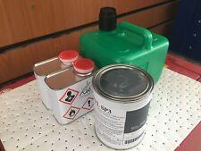 Pack 2kg Peinture + diluant + durcisseur + diluant net