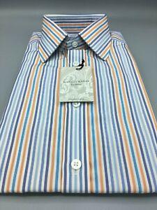 TURNBULL & ASSER Shirt, UK:15, EU:38, RRP: £215! BNWT