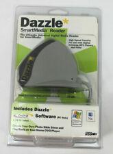 Dazzle Smart Media Reader DM-8200 USB High Speed Transfer Digital Gray