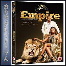 EMPIRE - COMPLETE SEASON 2  *BRAND NEW DVD**