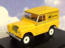 Land Rover serie III SWB techo Rígido AA 1 43 escala Oxford 43lr3s002