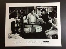 "Promo Photograph Harvey Keitel ""SMOKE"" 1995 B/W  8"" x 10"" Vintage"