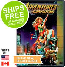 Adventures In Babysitting (DVD, 1999) NEW, Elisabeth Shue, Maia Brewton, Keith