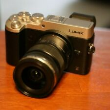 Panasonic LUMIX DMC-GX8, Silver With Olympus 12-50mm 3.5-6.3 Lens