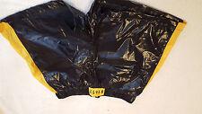 Mens Stlty Nylon Shorts Black Size L