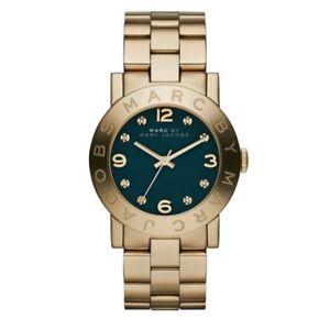 Womens Marc Jacobs MBM8619 Gold Tone Watch RRP £299