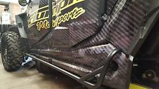 Polaris RZR 1000 XP1K XP1K4 4 DOOR NERF BARS BAR ROCK SLIDER SLIDERS
