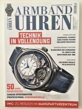 German watch magazin / Magazine allemand montres ARMBAND 4/2019 JAEGER-LECOULTRE