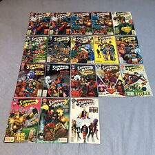 Superboy and the Ravers #1,1,2, 2-11, 13,15, 17-19 (NM, 1996-8) comic book x18