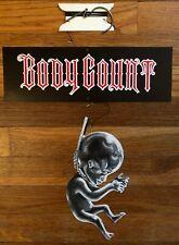 Body Count Born Dead ULTRA RARE promo mobile '94 - SEALED/NEW