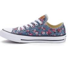 Adult Converse Chuck Taylor All Star Denim Floral Shoe ssz 12 womens 10 mens new