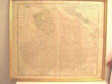 Böhmen mit den angrenzenden Gebiete 1748