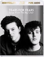 Songs From The Big Chair Blu-ray Audio 0602537973569 Tears for Fears