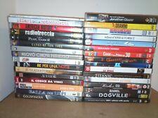 Lotto Film in DVD 30 pezzi