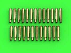 MRGM-16-001 NEW 1:16 Master Browning .50 caliber (12.7mm) - empty shells (25pcs)