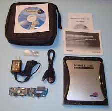 "Startech 5.25"" USB to Slimline DVD/CD Mobile Drive Enclosure IDESLIMDVDU2"