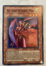 New ListingYugioh - The Agent of Force - Mars Ast-009 - Unlimited Edition (Lp)