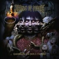 "CRADLE OF FILTH ""GODSPEED OF THE DEVILS THUNDER"" CD NEU"