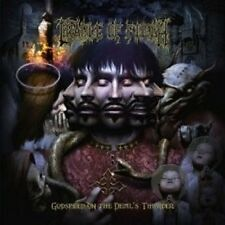 "CRADLE OF FILTH ""GODSPEED OF THE DEVILS THUNDER"" CD NEU"