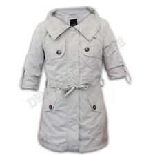Cappotti e giacche da donna grigi casual Taglia 38