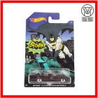 Batmobile Classic TV Series Batman 1/6 DC Comics Diecast by Hot Wheels Mattel