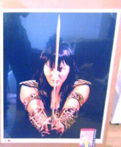 Xena Warrior Princess Lithograph: Xena or Callisto