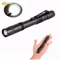 XHP 90 Flashlight USB Rechargeable Handheld Torch Lamp Zoomable Light 200000LM