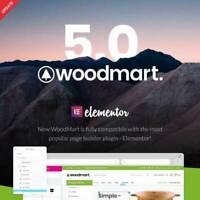 ⭐ Woodmart WordPress Theme ⭐ Latest Version 5.3.6 ⭐ Fast delivery 🚀