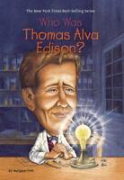 Who Was Thomas Alva Edison? (Paperback or Softback)
