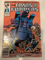 The Transformers #27 (Apr 1987, Marvel) VF/NM