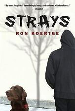 Strays By Ron Koertge Paperback Book New Free Shipping