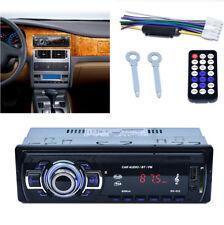 1x Car Digital FM Stereo Radio MP3 Player Bluetooth 4-channel Output USB SD Card