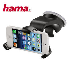 "Hama smartphone-support ""smart Grip"" voiture téléphone portable Navi support ventilateur aspiration"