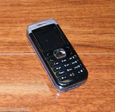 Nokia 6030 - Black & Gray (Cingular) GSM Cellular Phone w/ Battery Cover *READ*