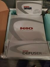 New listing K40 Radar Detector Rl360i Laser Detecter With Front And Rear Diffusers