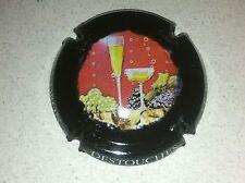 Capsule de Champagne SENDRON-DESTOUCHES (14. contour noir)