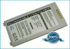 3.7V battery for Sharp EA-BL13, W-ZERO3[es], WS007SH, WS011SH Li-ion NEW
