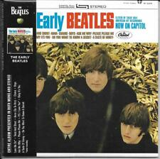 CD 11T THE BEATLES THE EARLY BEATLES USA WITH OBI 2014  NEUF SCELLE
