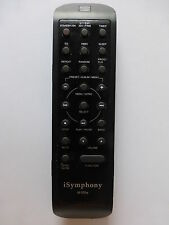 iSYMPHONY IPOD DOCK HIFI REMOTE CONTROL for M100E