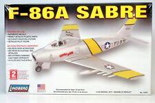 1/48 Lindberg F-86A SABRE Plane Kit Sealed Box FREE SHIP!!!!!!!!!!!!!!!!!!!!!!!!