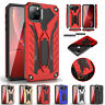 Military Rugged Stand Case For iPhone 11 Pro Max XS XR 7 8 Plus Shockproof Cover