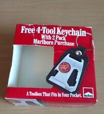 Marlboro Cigarettes Keyring/Utility tool New in Box