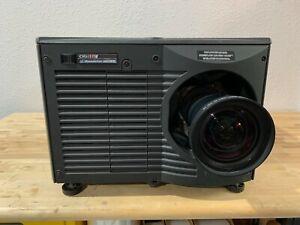 Christie Roadster HD18K Projector Bundle 3 Chip DLP 18000 Lumen HD SDI SXGA+