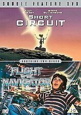 Short Circuit / Flight Of The Navigator (DVD, 2004)