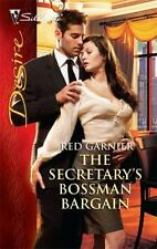 Desire: The Secretary's Bossman Bargain 2028 by Red Garnier (2010, Paperback)