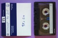 MC Musicassetta SONY UX 80 vintage tape compact cassette USATA no basf agfa tdk
